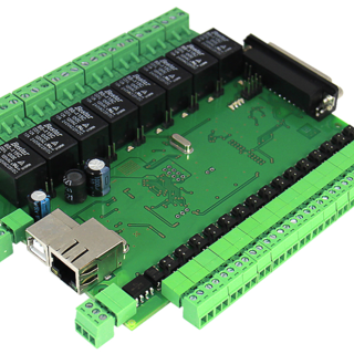 PLCM-E4 Ethernet motion controller