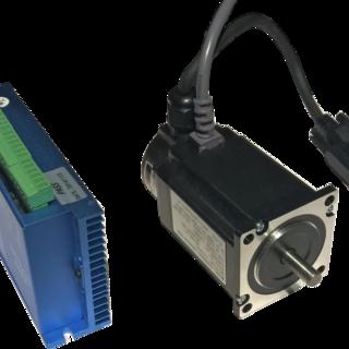 2Nm Hybridservo inkl drivare och kabel