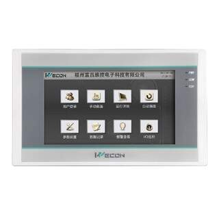 "Smart TouchSkärm 4,3"""