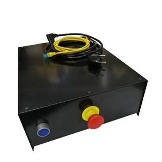 CNC-styrning 4 Axlar