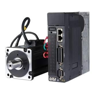 80 Servosystem 0.75kw 3000rpm 3m kablage