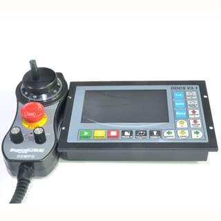 Kit DDCS4V3.1 CNC-Styrning 4 Axlar + handkontroll