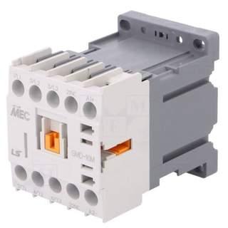 Kontaktor 16A 3-pol +1NC 24VDC
