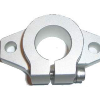 12mm Flange mounting block