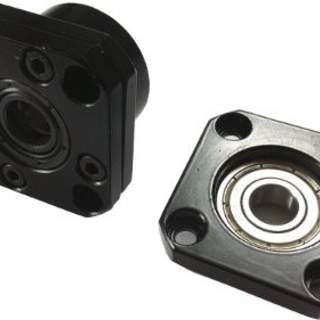 Kulskruvfäste FK12-FF12 Deep groove bearings