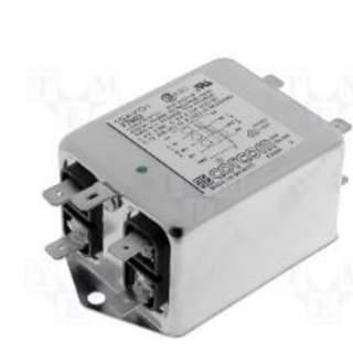 Avstörningsfilter 400VAC 10A