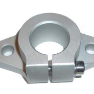25mm Flange mounting block
