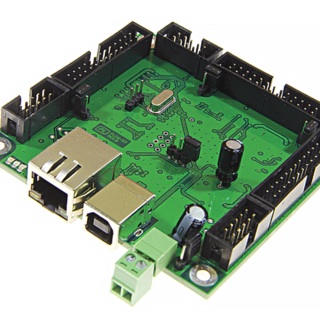 PLCM-E3 Ethernet motion controller