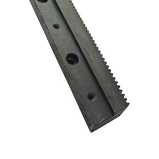 Kuggstång 15x15mm snedställda kuggar, 1000mm