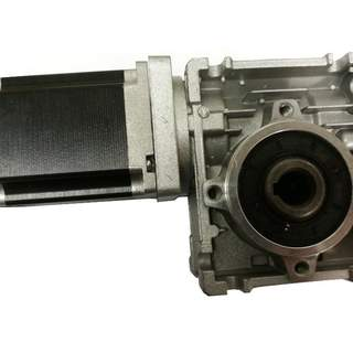 1.8Nm Stepper motor with worm gear 20:1