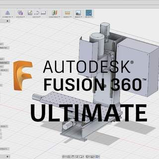 Fusion 360 ULTIMATE 1 års prenumeration