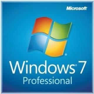 Windows 7 Pro licens