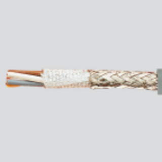 Shielded flexible cable for cable chain 7Gx0.34mm2