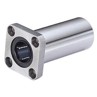 Kulbussning 16mm dubbelt lager med fläns UTFÖRSÄLJNING