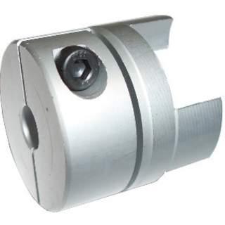 1/2 Axelkoppling D30L42 Hedss 10mm