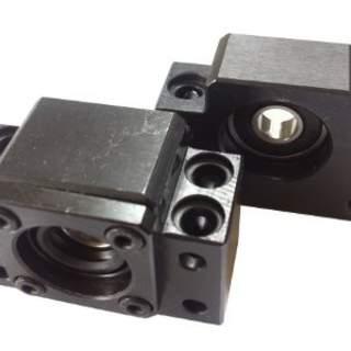 Kulskruvfäste BK10-BF10 Angular contact bearings