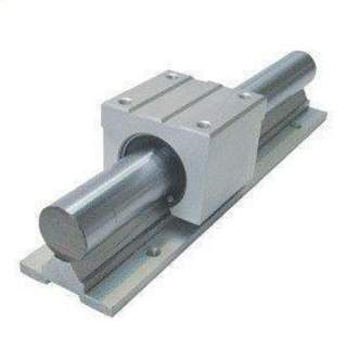 Supported rail 25mm per 100mm SBR