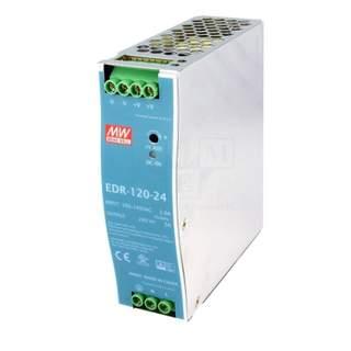 Switchat nätaggregat 120W 24VDC