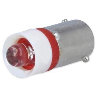 LED lampa Röd 23mm