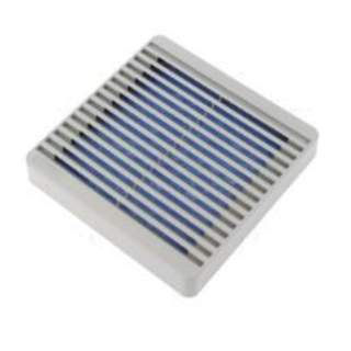 Fan Cover with Filter 120x120mm