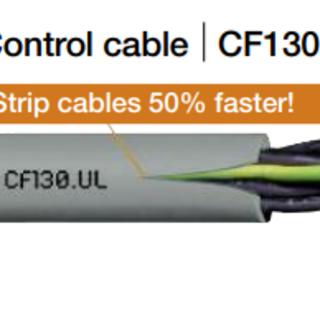 Flexibel kabel för kabelkedja 3Gx0.75mm2
