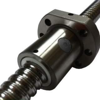 SFU1204 461mm med Kulmutter och ändbearbetning 8mm
