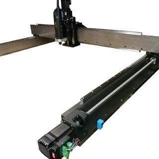 CNC Maskin 1x1m byggsats Endast mekanik