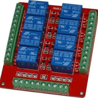 Relay card 8-relay 5v