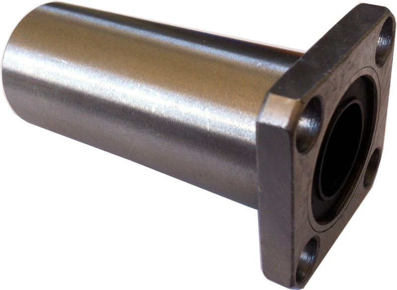 Linear bearing 16mm dual bearings with flange