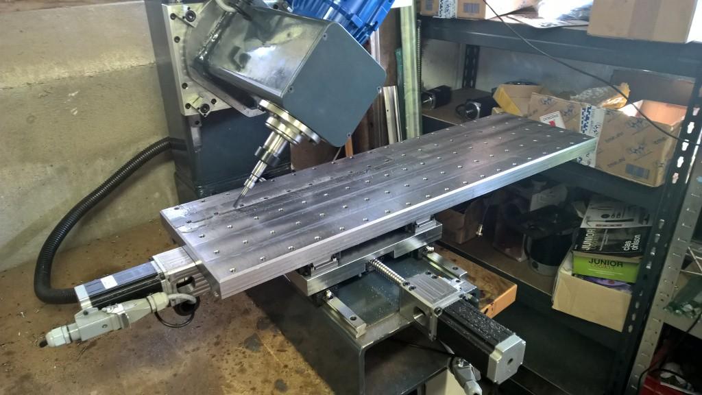 metal mill machine